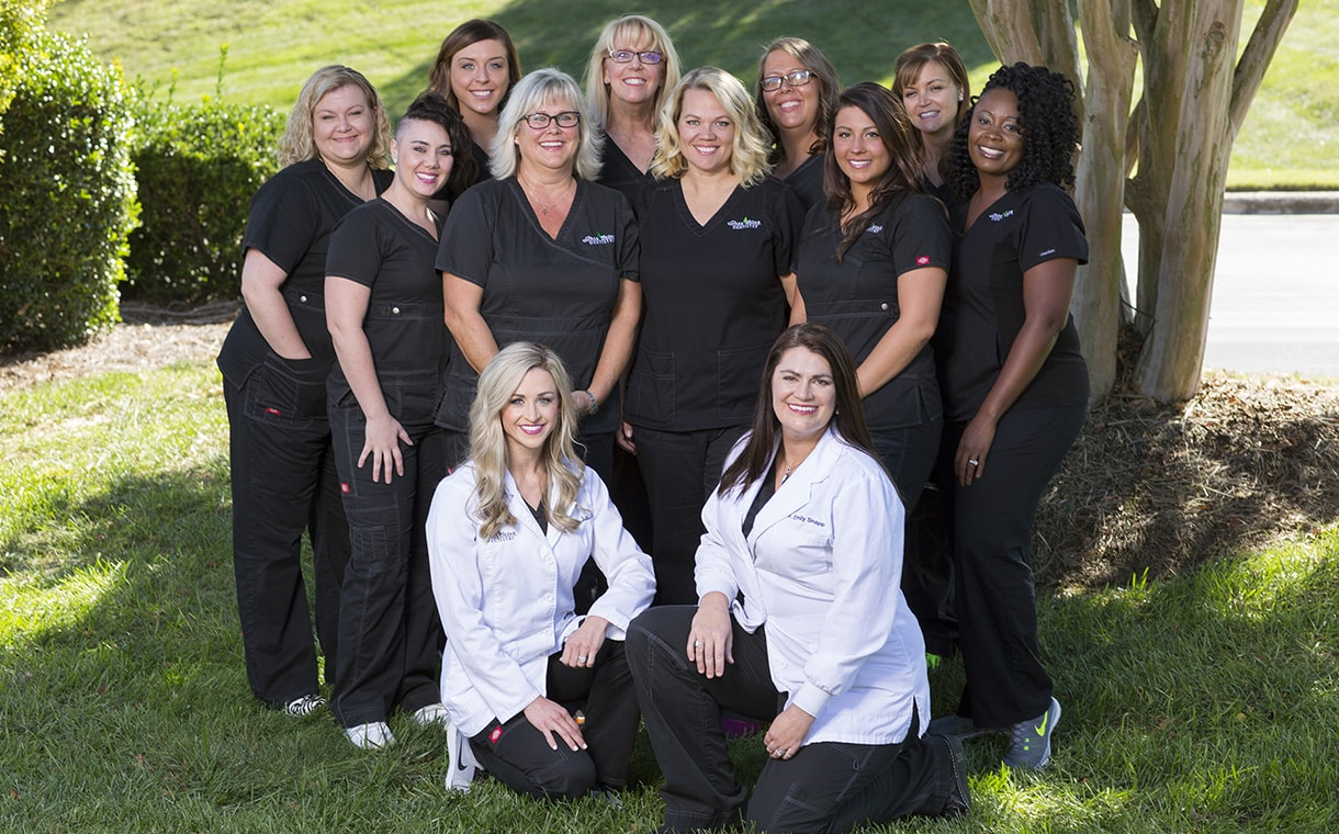 The Dental Team at Park Cedar Dentistry